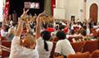 PRIMERA GRADUACIÓN DE COMUNICADORES SOCIALES EN SEDES UNIVERSITARIAS MUNICIPALES