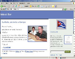 PRIMER ENCUENTRO NACIONAL DE BLOGUEROS: CUBA
