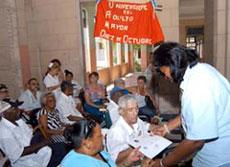 CÁTEDRA DEL ADULTO MAYOR EN TODA CUBA