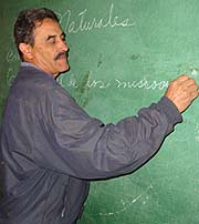 EL MÉRITO DE EDUCAR