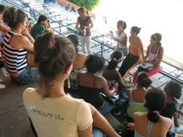 PREPARATIVOS PARA LOS JUEGOS CARIBE