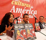 PRESENTAN LIBRO VIAJES DESDE LA MEMORIA EN FERIA DE CARACAS
