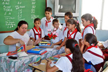 LA EDUCACIÓN PRIMARIA CUBANA: ¿FRENO AL TALENTO?
