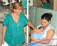 DISMINUYE MORTALIDAD INFANTIL EN ARTEMISA