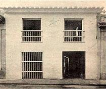 HACE 90 AÑOS COMENZÓ RECONSTRUCCIÓN HISTÓRICA DE HOGAR MARTIANO