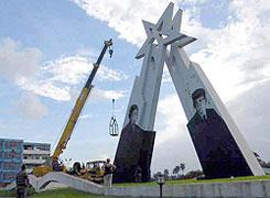 RESTAURAN MONUMENTO EN PINAR DEL RÍO
