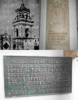 TESTIGO DE HISTORIA, ARTE, CIENCIA Y RELIGIÓN
