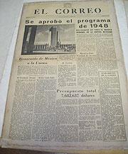 ¡EXTRA, EXTRA! JOYA PERIODÍSTICA EN CUBA