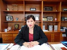 ALDANA, PROMOTORA DE JUSTICIA CON ENFOQUE DE GÉNERO EN GUATEMALA
