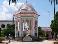 UNA DAMA MORISCA EN CUBA