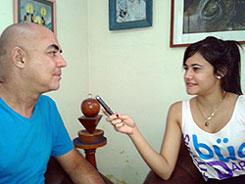 CARLOS LUIS MOLINA LABRADOR, ESA CÁLIDA VOZ