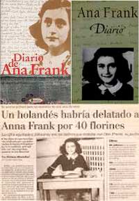 EL  TESTIMONIO CONMOVEDOR DE ANA FRANK