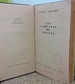 CAMPANAS DE BASILEA: LA FRANCIA DE LOUIS ARAGÓN