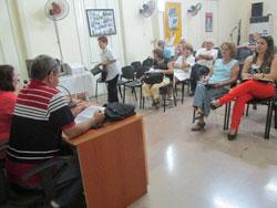PRESENTAN TRIBUNAL DEL CONCURSO DE PERIODISMO 26 DE JULIO
