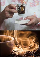 EL CAFÉ, TEMA DULCE Y AMARGO