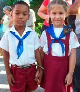 RACISMO EN CUBA
